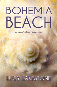 BOHEMIA BEACH is the first novel in Lucy Lakestone's Bohemia Beach New Adult romance series.
