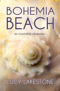 BOHEMIA BEACH is the first novel in Lucy Lakestone's Bohemia Beach New Adult romance series.