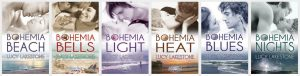The Bohemia Beach books are now on Google Play!