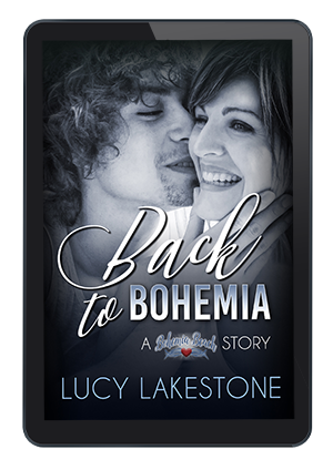 Back to Bohemia by Lucy Lakestone